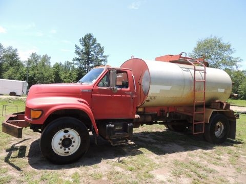 low miles 1995 Ford F 800 truck for sale