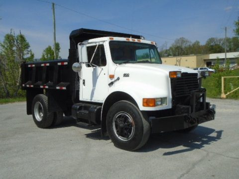 reliable 1996 International 4900 truck for sale