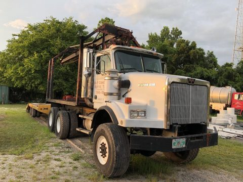 all wheel drive 1997 Western Star 4864S truck for sale