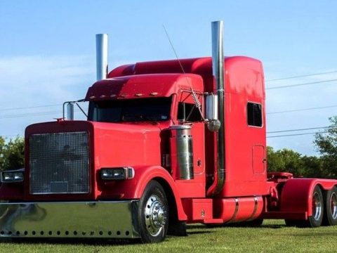 custom 1997 Peterbilt 379 truck for sale