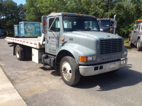 needs new tires 1997 International 4700 truck for sale