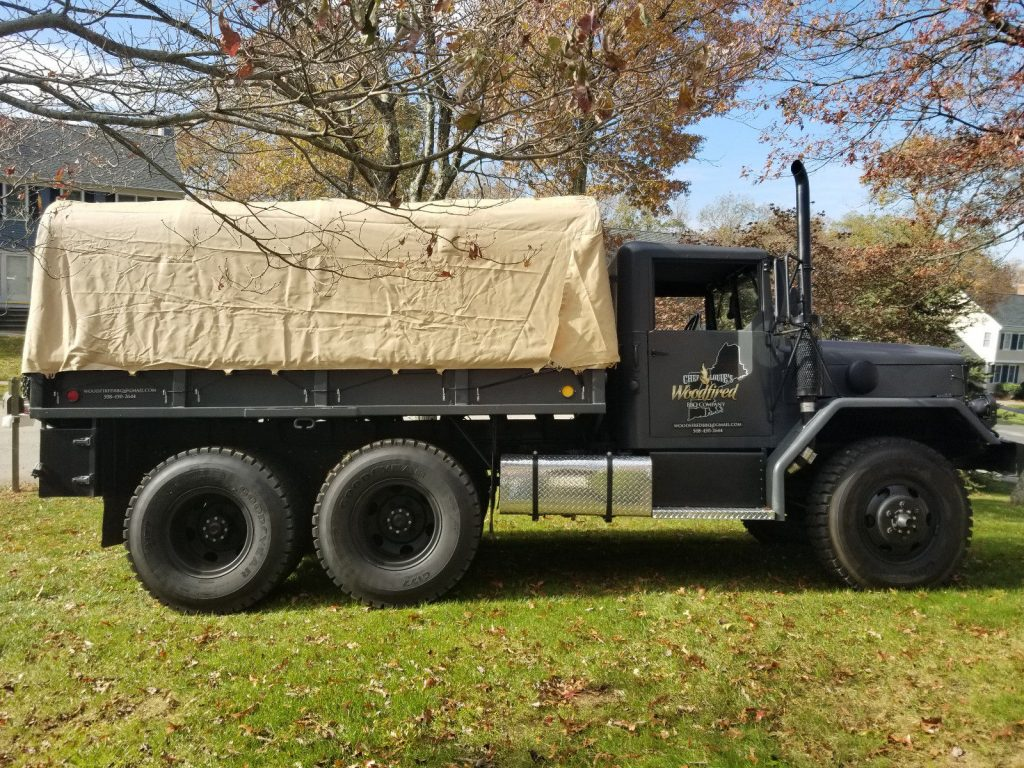Custom 1963 M35a2 Duece and Half military truck for sale