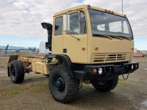 Expedition Vehicle 2001 Stewart & Stevenson truck for sale