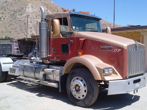 great shape 1999 Kenworth t800 Day Cab truck for sale