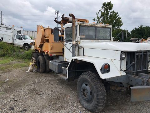 low miles 1973 AM General Military M812 5 Ton Truck for sale