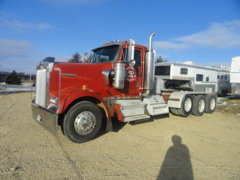 nice 1998 Kenworth W900 truck for sale