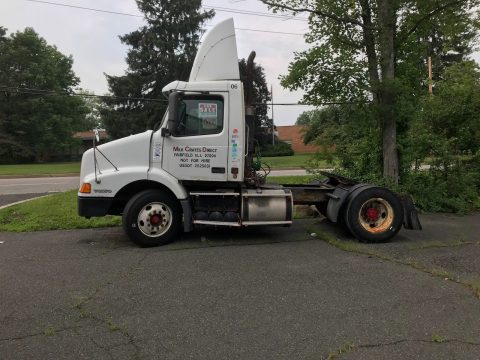 solid 2003 Volvo VNM truck for sale