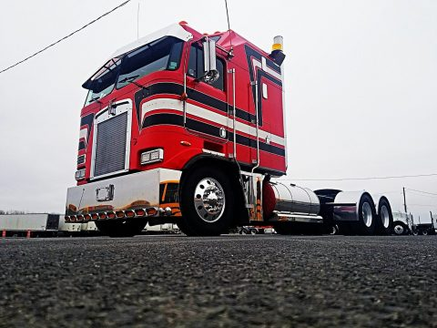 superb 1999 Kenworth K 100 truck for sale