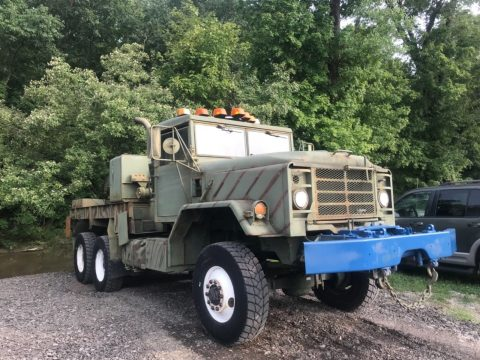 upgraded 2002 AM General truck for sale