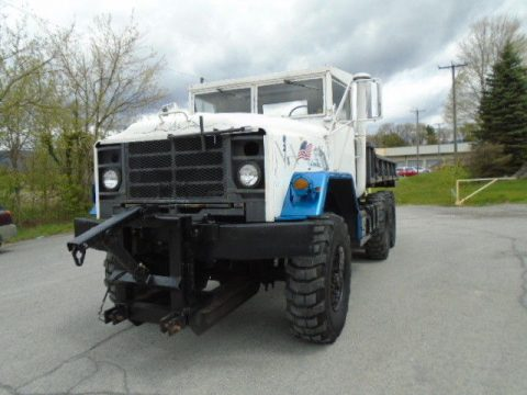 low miles 1993 BMY M923a2 5 TON 6X6 Cargo truck for sale