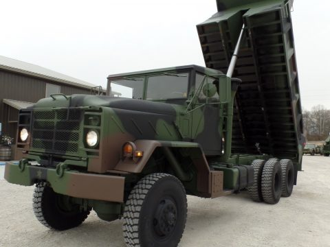 military dumper 1984 AM General M934a1 truck for sale