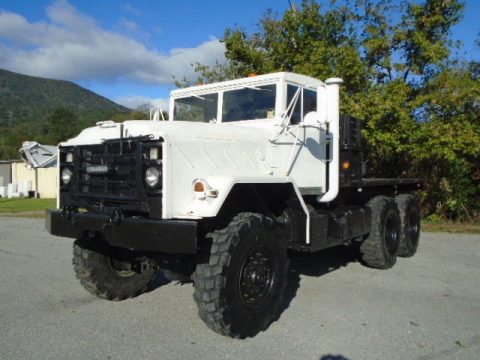 milkitary 1993 BMY M923a2 5 TON 6X6 Cargo truck for sale