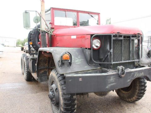 new batteries 1985 AM General M818 5 ton Truck for sale