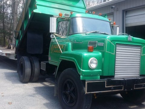 rebuilt engine 1976 International Fleetstar 2000 truck for sale