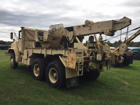 strong 1985 AM General M936a1 truck for sale