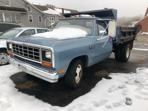 low miles 1986 Dodge Ram truck for sale