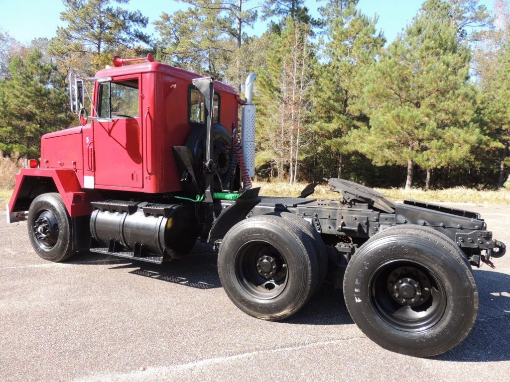 reconditioned 1984 American General M 915 A1 truck