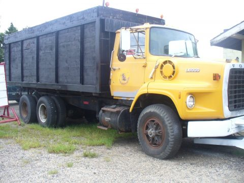 solid 1981 Ford L8000 truck for sale