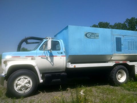 strong 1985 GMC C7000 truck for sale