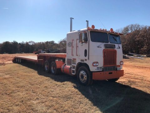 very nice 1980 Freightliner truck for sale