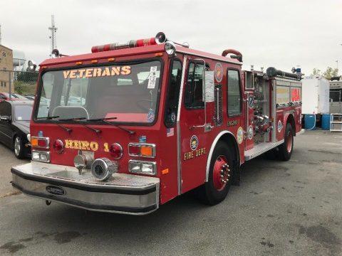 excellent shape 1985 Fedmo Fire truck for sale