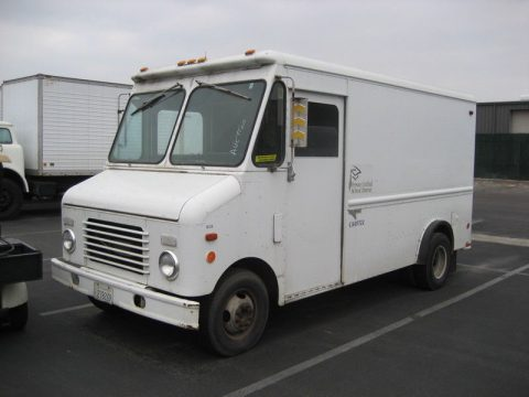 fuel issue 1989 Ford Grumman Step Van truck for sale