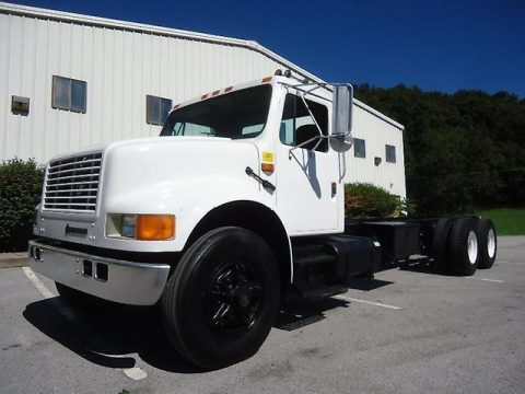 good running 1990 International 4900 truck for sale