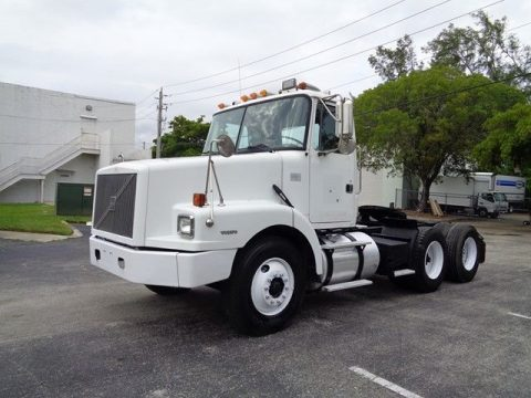 low miles 1994 Volvo truck for sale