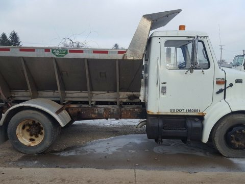 needs service check 1996 International 4700 truck for sale