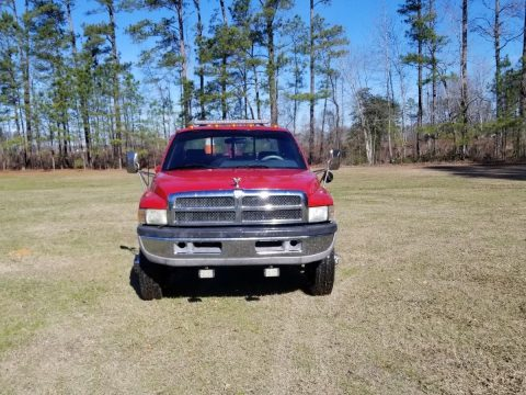new transmission 1995 Dodge 3500 wrecker truck for sale