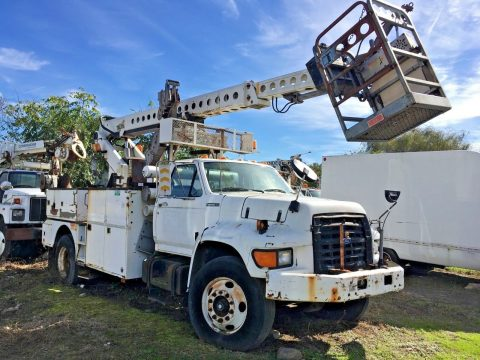 ready to work 1996 Ford F800 truck for sale