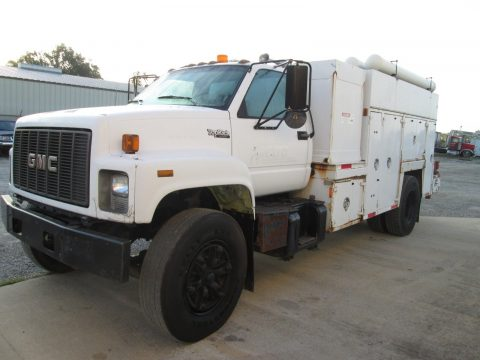 serviced 1994 GMC C7500 Service Truck for sale