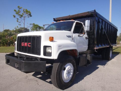 strong 1994 GMC C7000 Topkick Dump Truck for sale