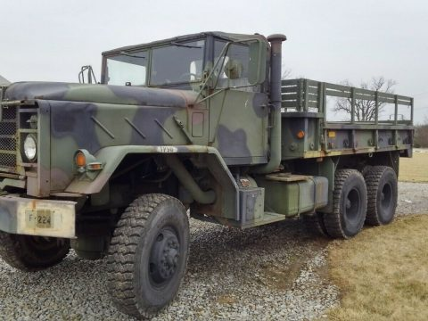 new bed cover 1985 AM General m923 military truck for sale