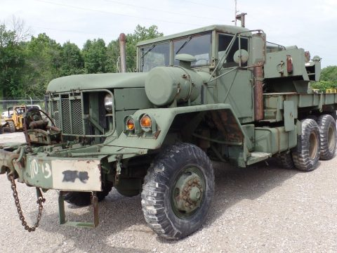 solid 1971 AM General M816 Military truck for sale