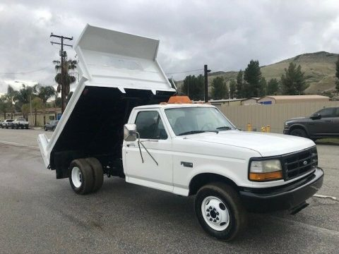 low miles 1997 Ford F350 truck for sale