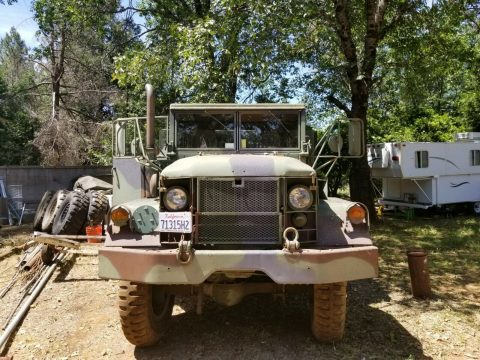 modified 1967 Kaiser Jeep Deuce & Half military truck for sale