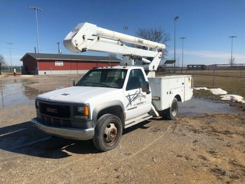 new parts 1997 GMC 3500HD truck for sale