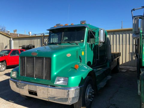 no issues 1997 Peterbilt 330 truck for sale