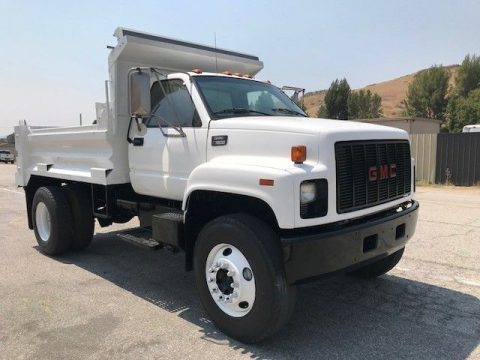 rust free 1997 GMC C7500 truck for sale