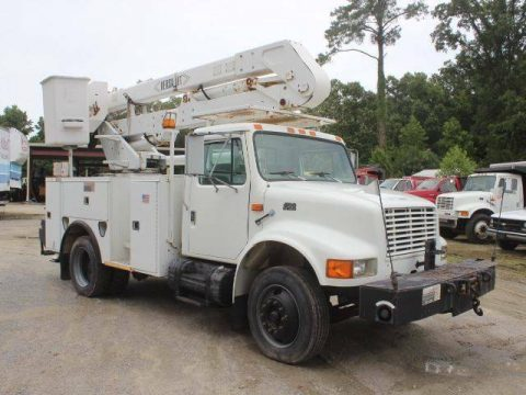 solid 1997 International 4700 truck for sale