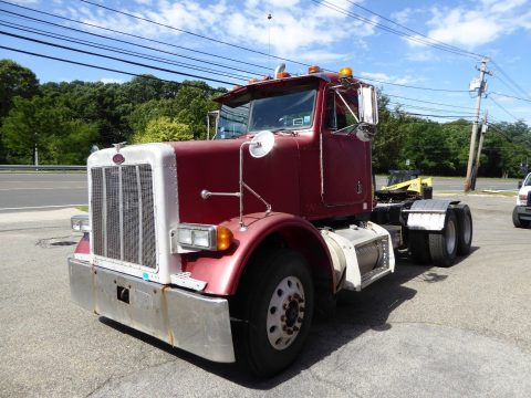 solid 1997 Peterbilt 357 truck for sale