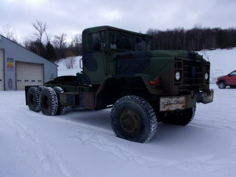completely serviced 1986 AM General 6×6 Truck for sale