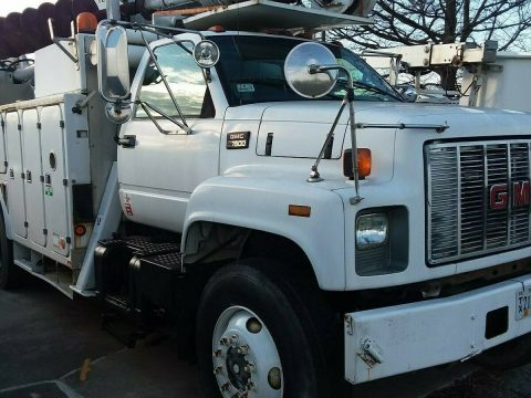 good running 1998 GMC Topkick truck for sale