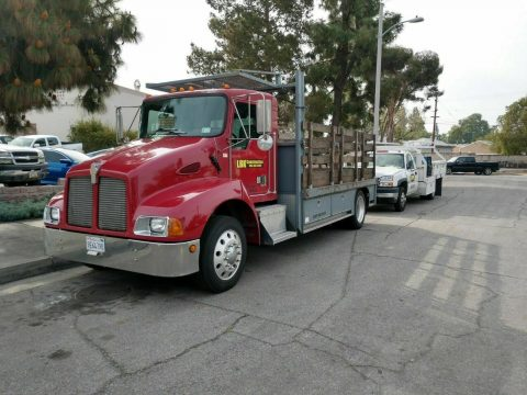 nice 1998 Kenworth Stake BED Truck for sale