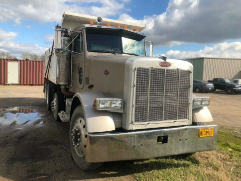 solid 1998 Peterbilt 377 truck for sale