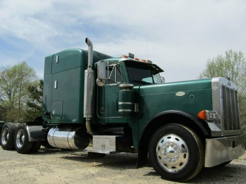 very nice 1998 Peterbilt 379 truck for sale