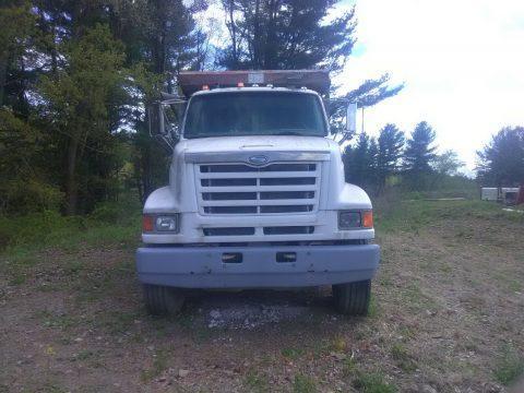 needs TLC 1999 Sterling DUMP Truck L9511 truck for sale