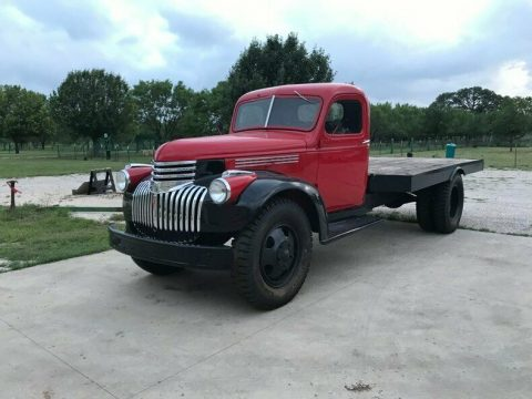 vintage 1942 Chevrolet Pickup truck for sale