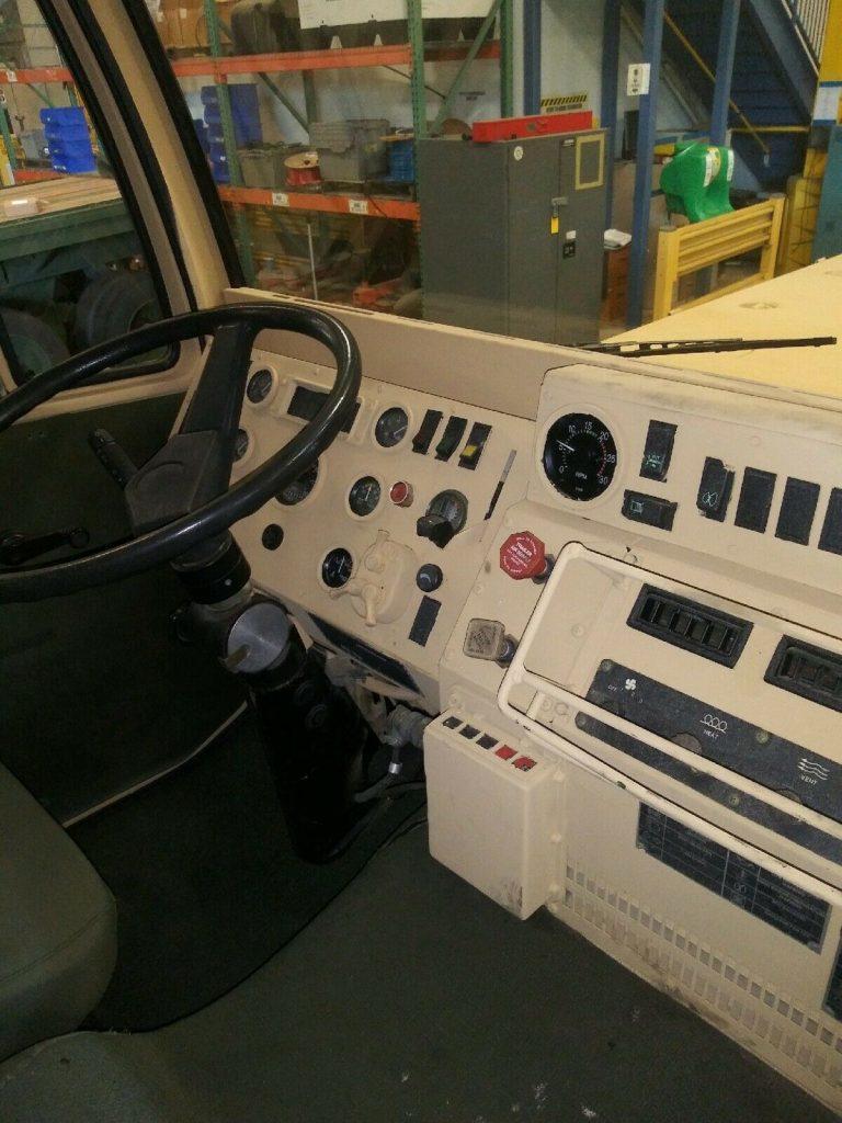 clean 1998 Stewart & Stevenson LMTV M 1078 military truck